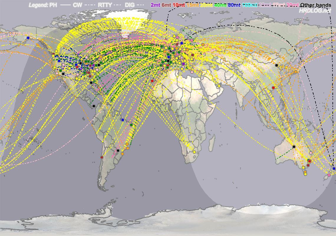 The KC4QLP KC4QLPC Echolink Conf IRLP node EXP0037 DStar